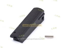 Nova F02-SB Housing for Marui 1911A1 - Type 2 (Checkered) - Steel